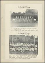 1952 Laura Conner High School Yearbook Page 58 & 59