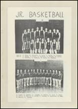 1952 Laura Conner High School Yearbook Page 60 & 61
