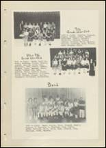 1952 Laura Conner High School Yearbook Page 66 & 67