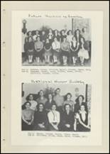 1952 Laura Conner High School Yearbook Page 68 & 69