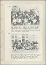1952 Laura Conner High School Yearbook Page 70 & 71