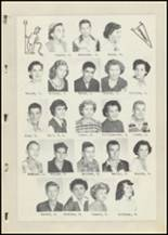 1952 Laura Conner High School Yearbook Page 90 & 91