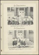 1952 Laura Conner High School Yearbook Page 102 & 103