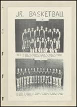 1952 Laura Conner High School Yearbook Page 106 & 107