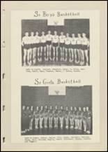1952 Laura Conner High School Yearbook Page 108 & 109