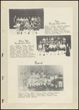 1952 Laura Conner High School Yearbook Page 112 & 113
