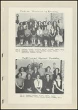 1952 Laura Conner High School Yearbook Page 114 & 115