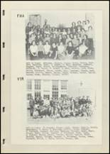 1952 Laura Conner High School Yearbook Page 116 & 117