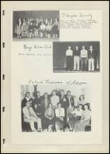 1952 Laura Conner High School Yearbook Page 118 & 119