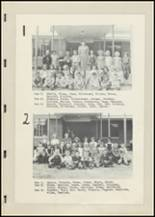 1952 Laura Conner High School Yearbook Page 122 & 123
