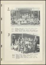 1952 Laura Conner High School Yearbook Page 124 & 125