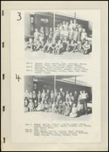 1952 Laura Conner High School Yearbook Page 126 & 127