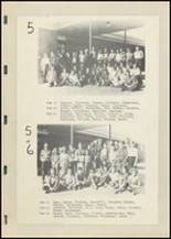 1952 Laura Conner High School Yearbook Page 130 & 131