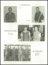 1969 Dutton High School Yearbook Page 10 & 11