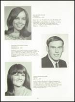 1969 Dutton High School Yearbook Page 14 & 15