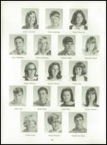 1969 Dutton High School Yearbook Page 22 & 23