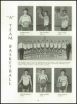 1969 Dutton High School Yearbook Page 28 & 29