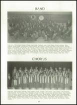 1969 Dutton High School Yearbook Page 36 & 37