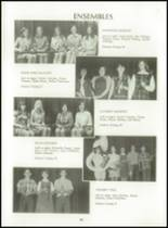 1969 Dutton High School Yearbook Page 38 & 39