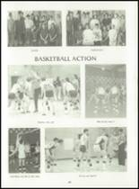 1969 Dutton High School Yearbook Page 48 & 49