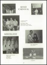 1969 Dutton High School Yearbook Page 50 & 51