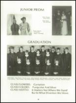 1969 Dutton High School Yearbook Page 52 & 53
