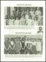 1969 Dutton High School Yearbook Page 54 & 55