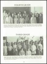 1969 Dutton High School Yearbook Page 56 & 57