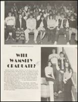 1975 Arlington High School Yearbook Page 24 & 25