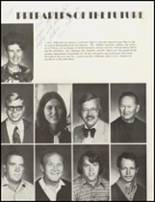 1975 Arlington High School Yearbook Page 32 & 33