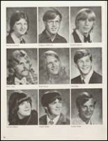 1975 Arlington High School Yearbook Page 42 & 43