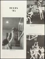 1975 Arlington High School Yearbook Page 126 & 127