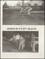 1975 Arlington High School Yearbook Page 134 & 135