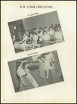 1957 Pleasantville High School Yearbook Page 18 & 19