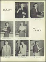 1957 Pleasantville High School Yearbook Page 24 & 25
