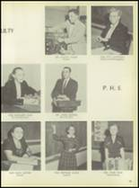 1957 Pleasantville High School Yearbook Page 26 & 27