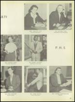 1957 Pleasantville High School Yearbook Page 30 & 31