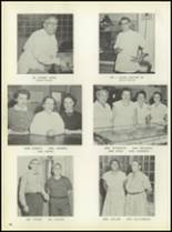 1957 Pleasantville High School Yearbook Page 32 & 33