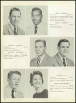 1957 Pleasantville High School Yearbook Page 36 & 37