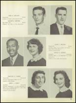 1957 Pleasantville High School Yearbook Page 38 & 39