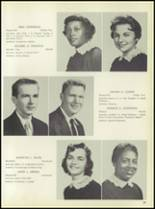 1957 Pleasantville High School Yearbook Page 40 & 41