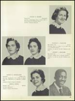 1957 Pleasantville High School Yearbook Page 52 & 53