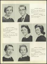 1957 Pleasantville High School Yearbook Page 58 & 59