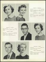 1957 Pleasantville High School Yearbook Page 60 & 61