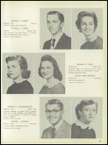 1957 Pleasantville High School Yearbook Page 68 & 69