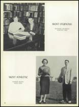 1957 Pleasantville High School Yearbook Page 76 & 77