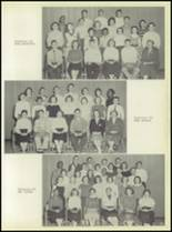 1957 Pleasantville High School Yearbook Page 86 & 87