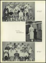 1957 Pleasantville High School Yearbook Page 88 & 89