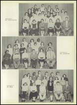 1957 Pleasantville High School Yearbook Page 90 & 91