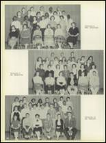 1957 Pleasantville High School Yearbook Page 92 & 93